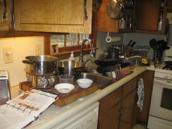 Mess Kitchen